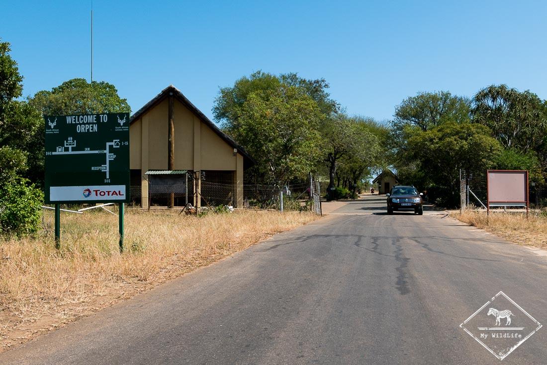 Orpen gate