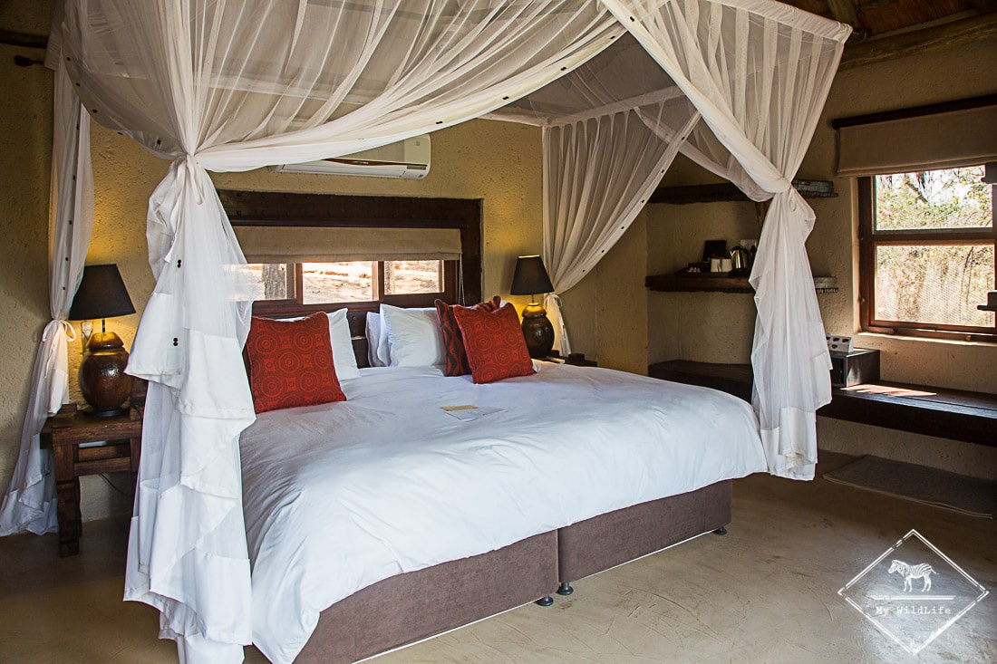 Chambre du Makalali Private Game Lodge