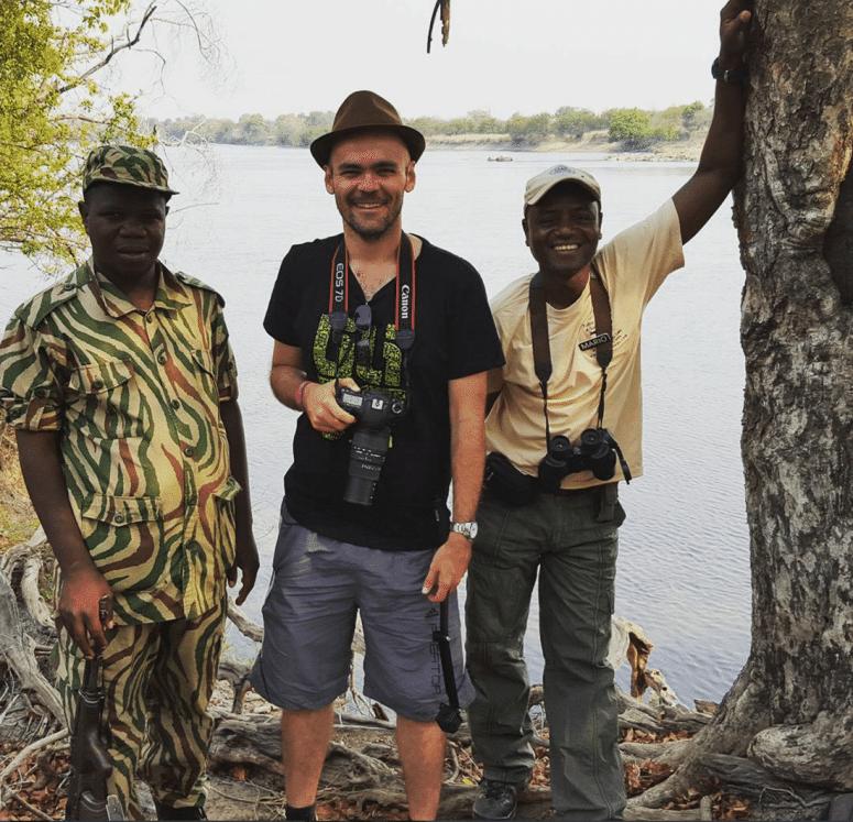 Le parc national de Kafue en Zambie