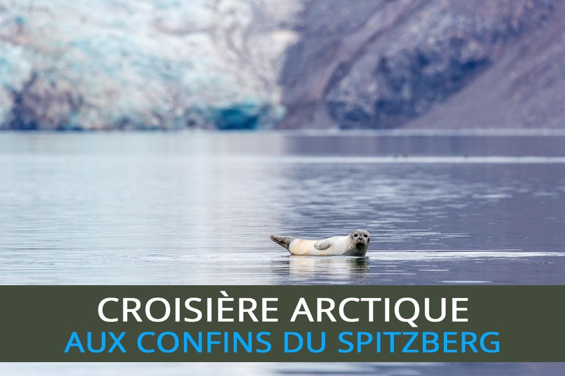 Croisière arctique au Spitzberg
