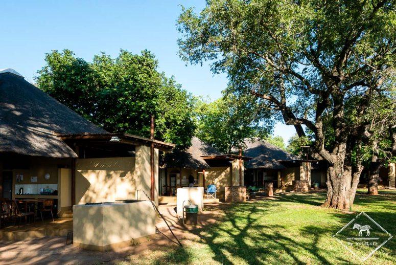 Cottage, Lower Sabie Restcamp