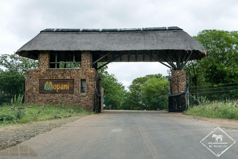 Porte du Mopani Restcamp