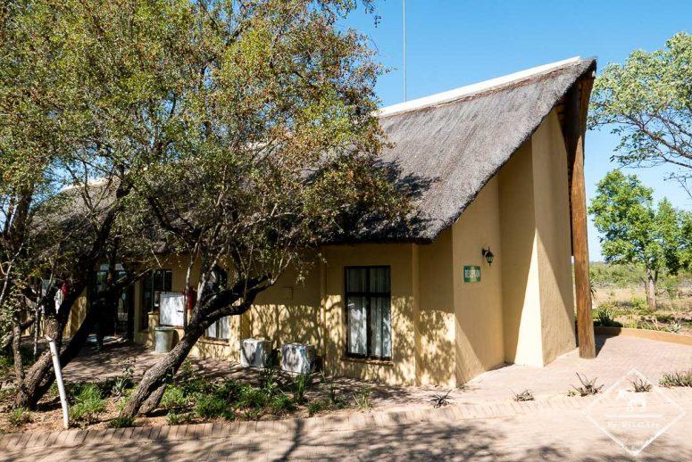 Cottage de l'Orpen restcamp
