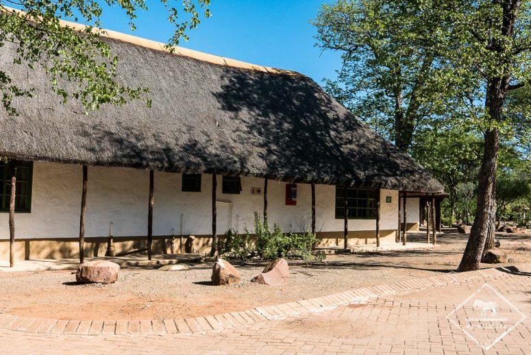 Cottage du Shingwedzi Restcamp