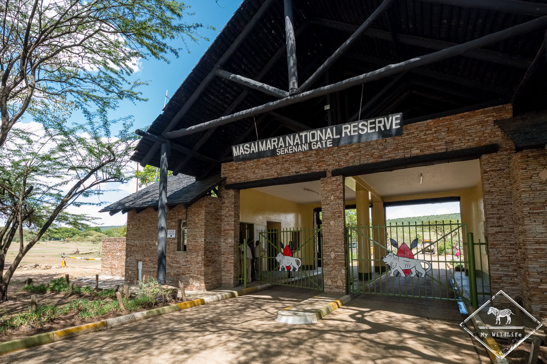 Masaï Mara Sekenani Gate