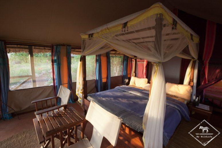 Lodge Parc national du lac Manyara
