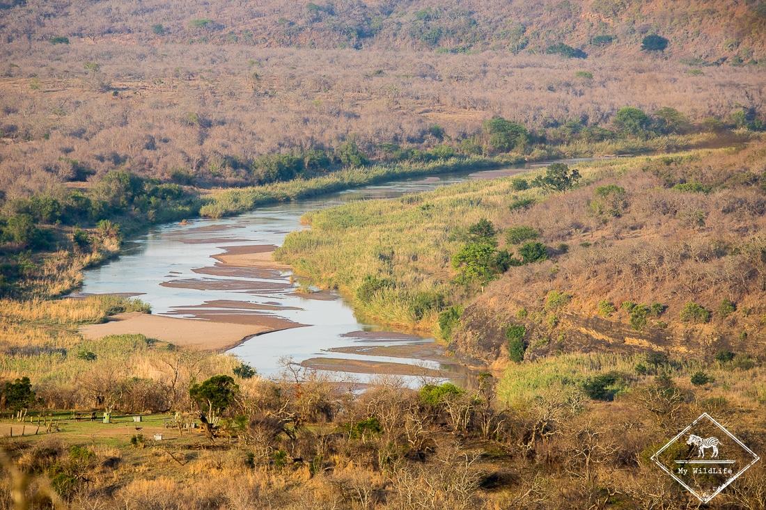Black Imfolozi River, Imfolozi-Hluhluwe