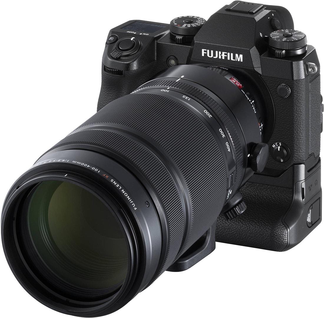 Jai Test Le Fujifilm X H1 1er Appareil Dot De La