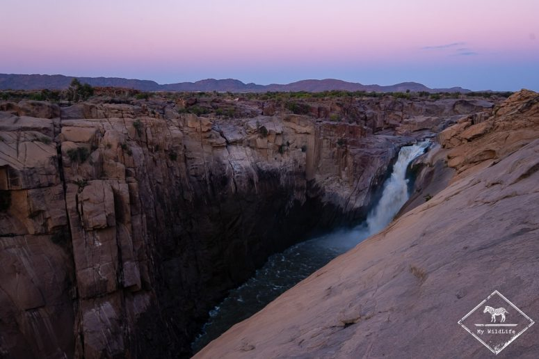 parc national des chutes d'Augrabies