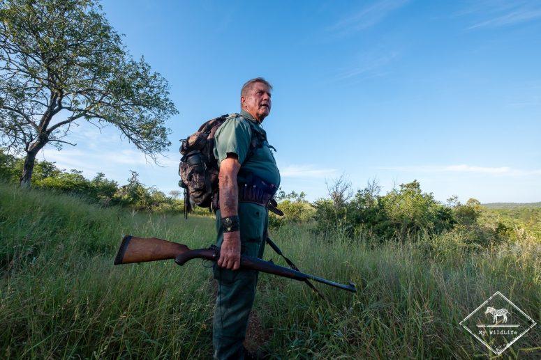 Rick Wilson, ranger