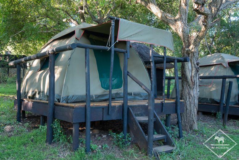Base Camp Trail, iMfolozi Wilderness Trails