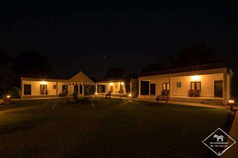 The Tiger Den Resort