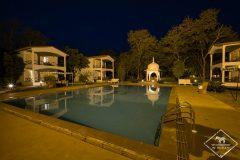 J'ai testé The Tiger Den Resort près de l'entrée du parc national de Ranthambore