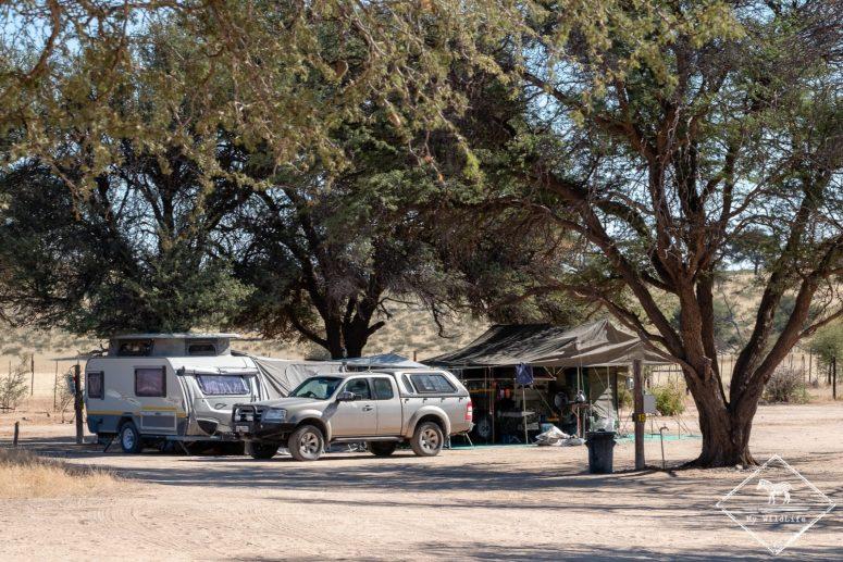 Camping du Mata Mata Camp