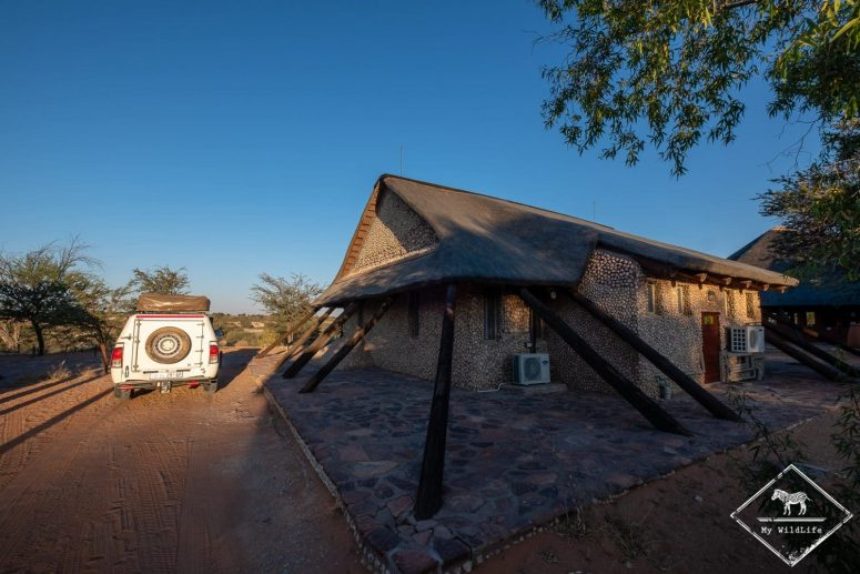 Twee Rivieren camp