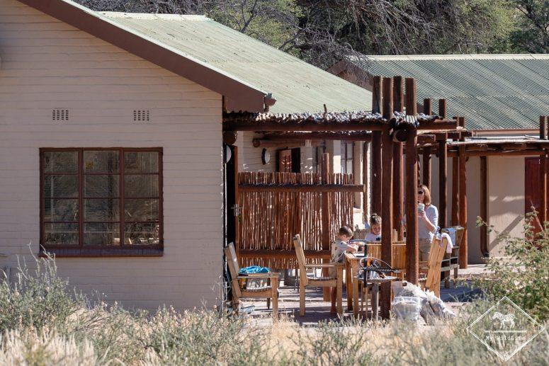 Cottage du Mata Mata Camp
