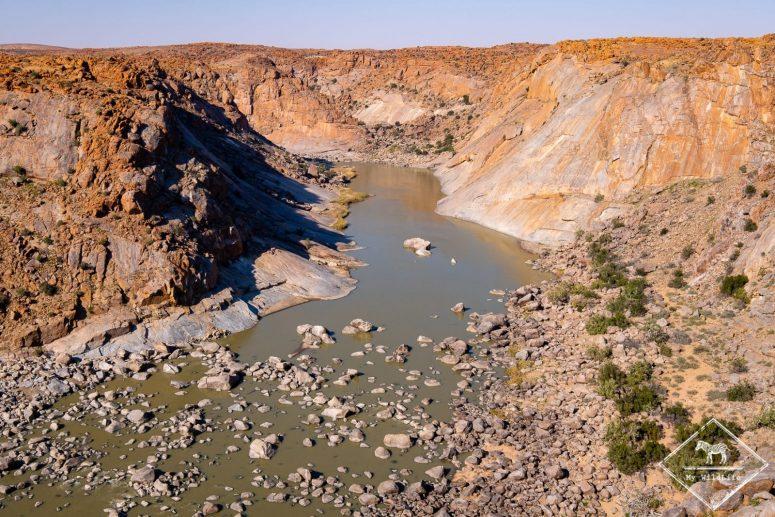 Oranjekom Viewpoint, parc national des Chutes d'Augrabies