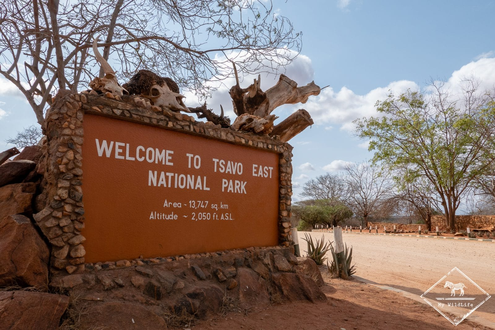 parc national Tsavo Est