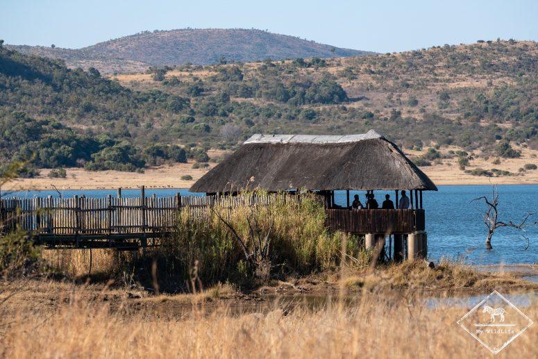 Observatoire de Mankwe, parc national Pilanesberg