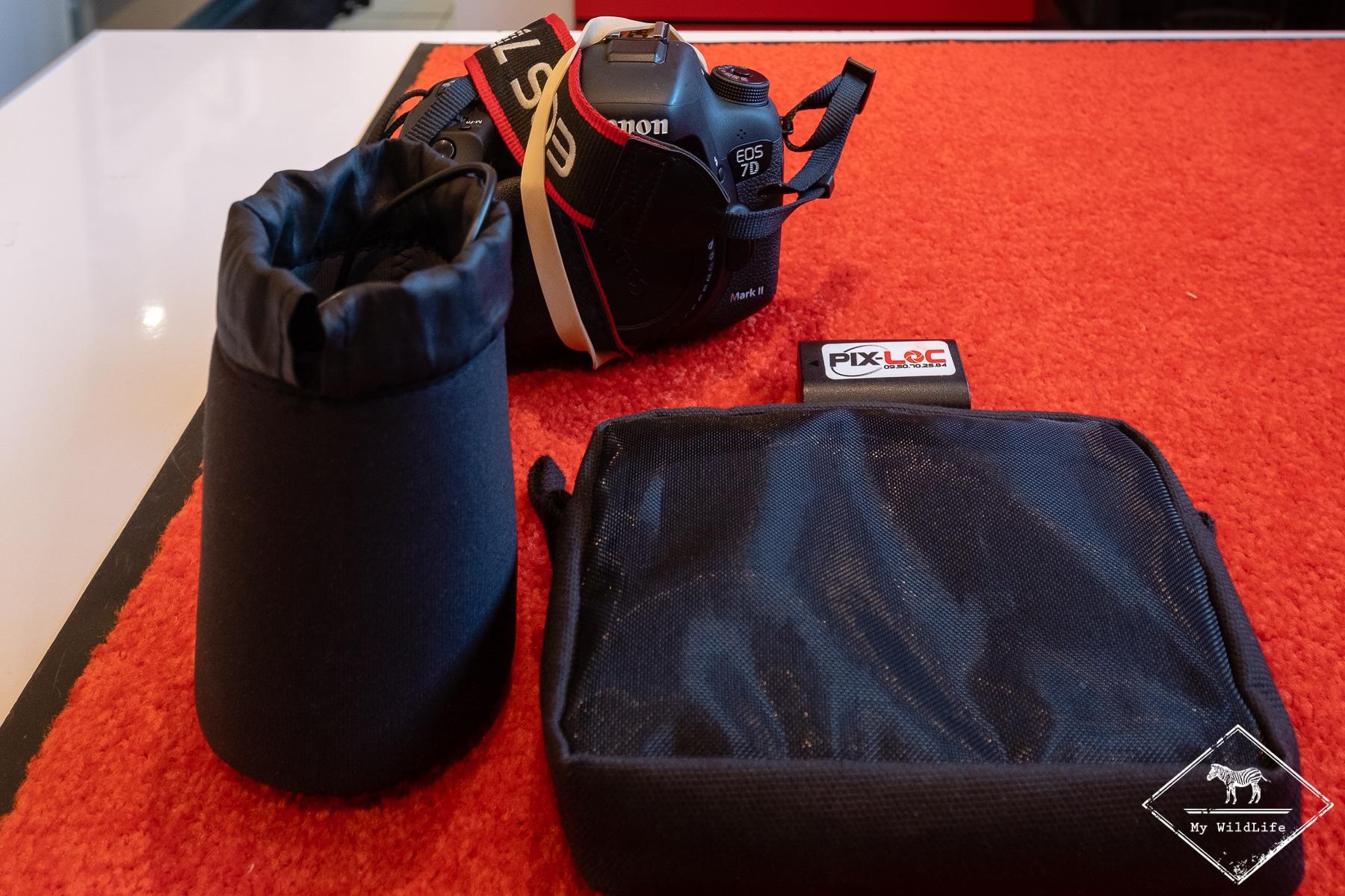 Canon 7D Mark II en location