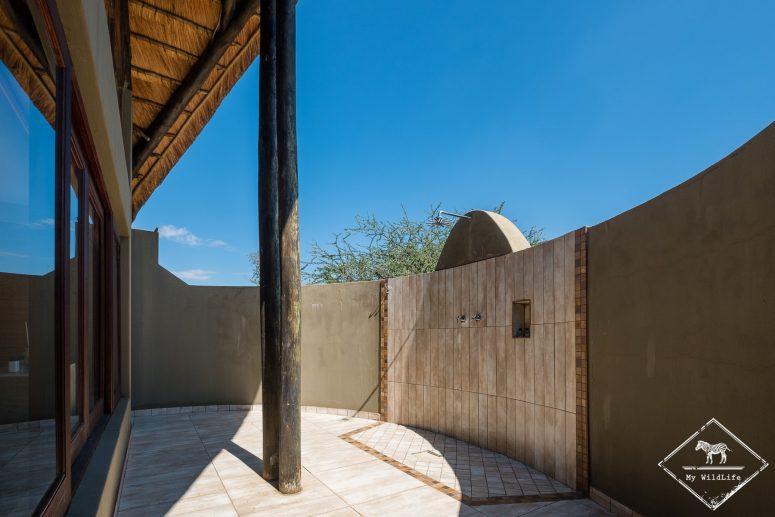 Douche du Morokolo Lodge