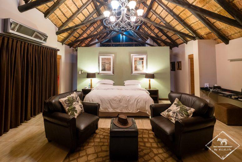 Chambre du Morokolo Lodge