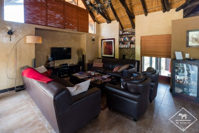 Salon du Morokolo Lodge
