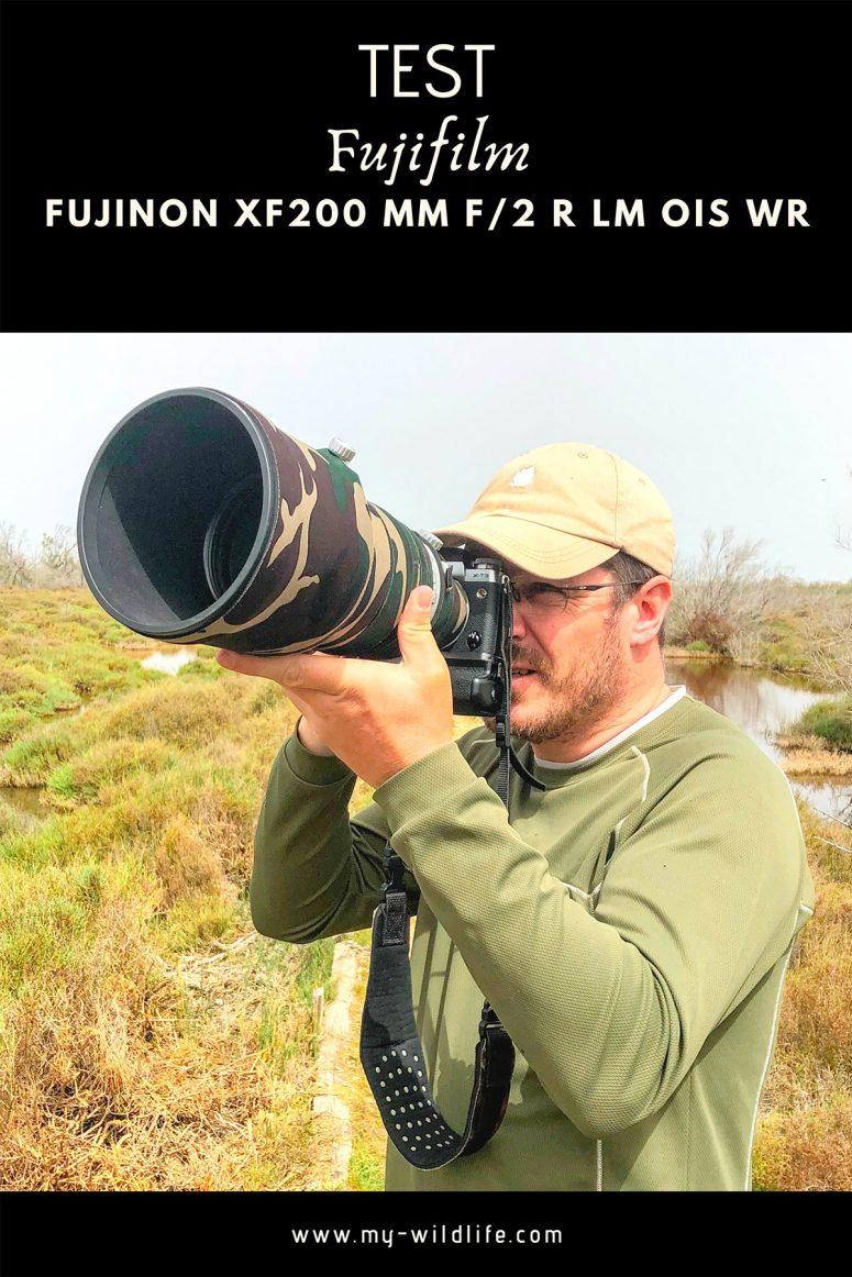 Test Fujinon XF200 mm f/2 R LM OIS WR