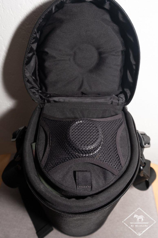 sac du Fujinon XF200 mm f/2 R LM OIS WR