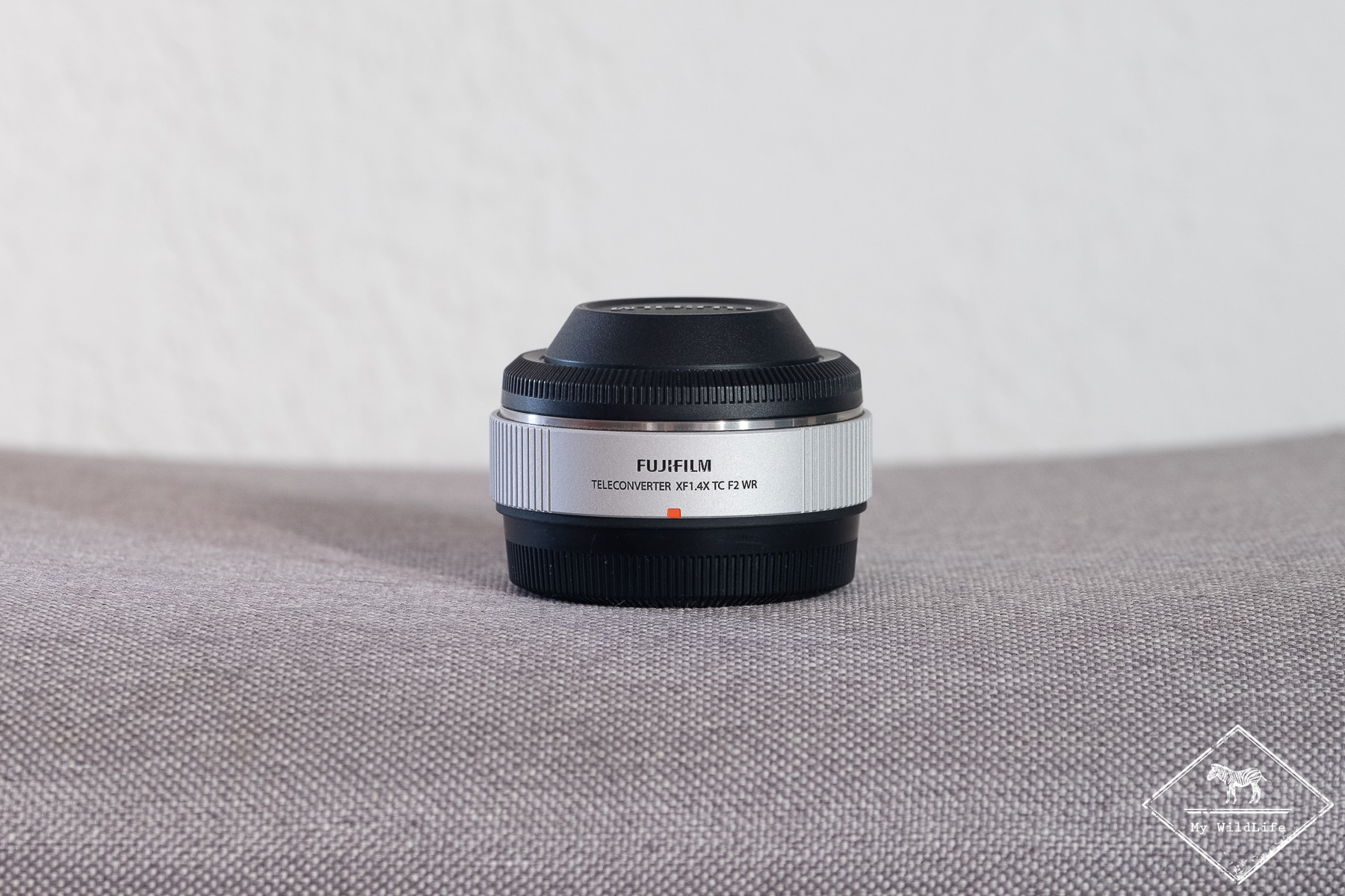 convertisseur Fujifilm 1.4, le XF1.4X TC WR vendu avec le Fujinon XF200 mm f/2 R LM OIS WR