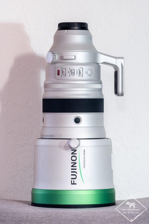 Fujinon XF200 mm f/2 R LM OIS WR