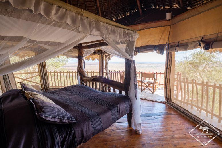 Chambre du Lions Bluff Lodge