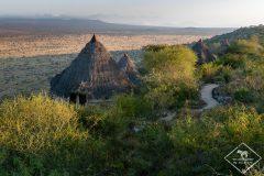 J'ai testé le Lions Bluff Lodge près de Tsavo Ouest