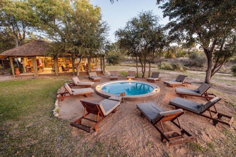 Lodge Afrique du Sud