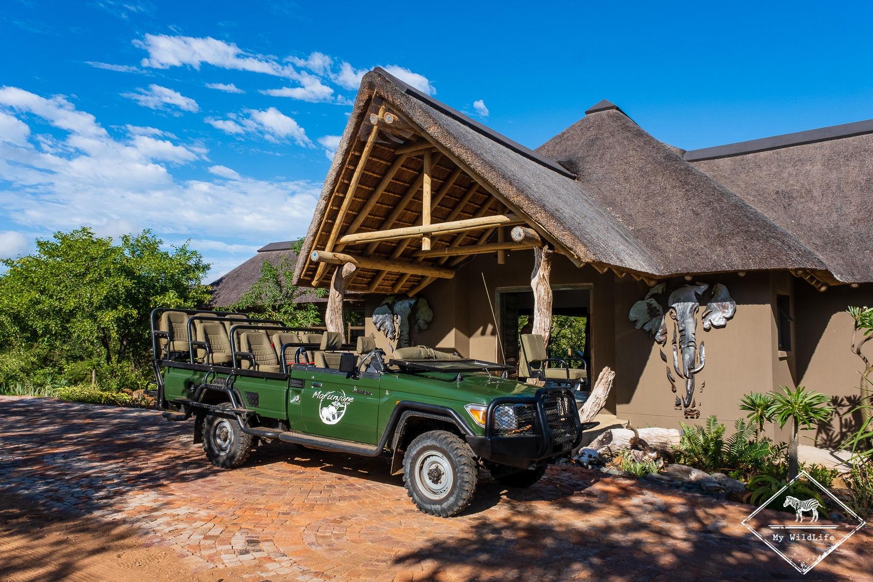 Mafunyane Lodge