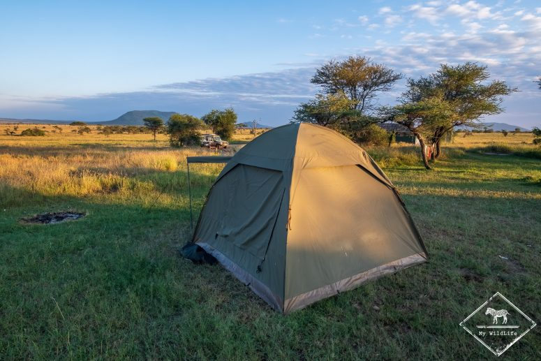 Camping, Seronera, Serengeti