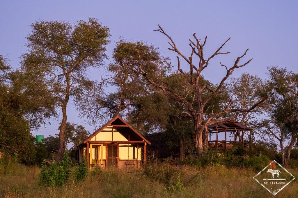 Buffelshoek Tented Camp au petit matin