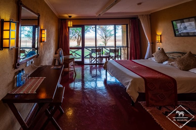 Chambre de l'Ashnil Aruba Lodge