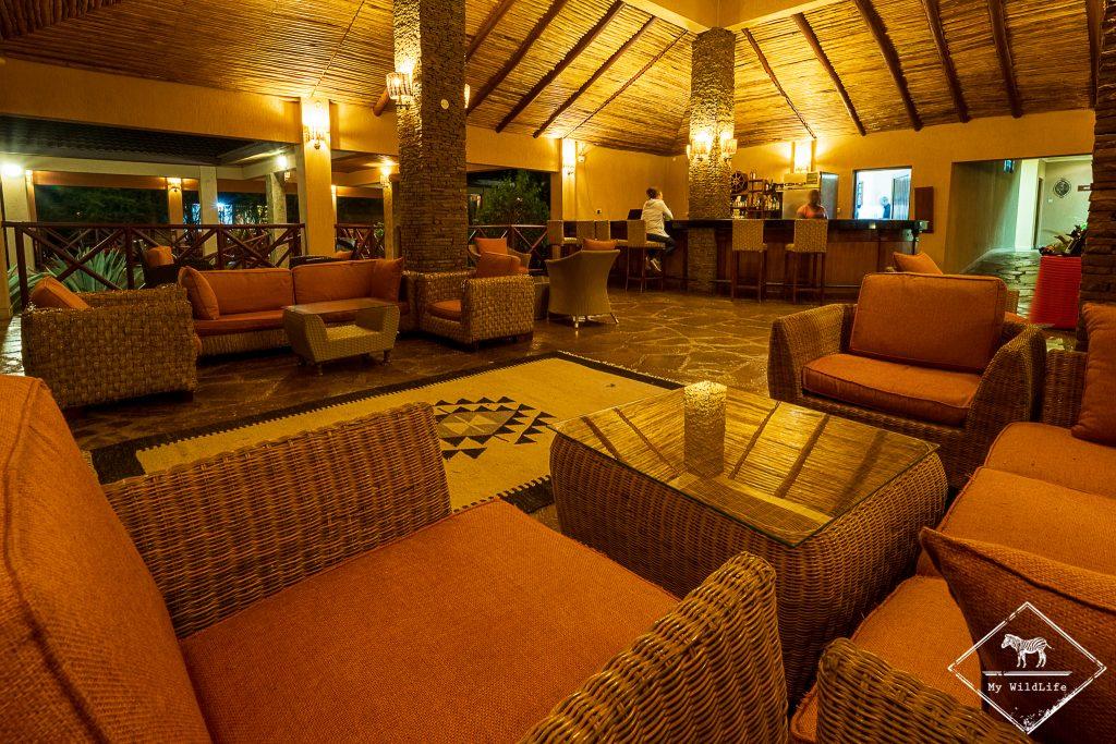 Bar du Ashnil Aruba Lodge
