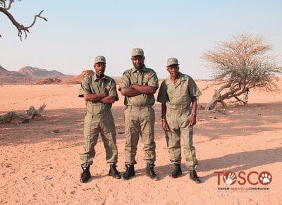 Soutenir TOSCO et la faune namibienne