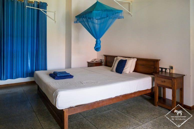 Chambre Blue Turtle Hotel, Tissamaharama