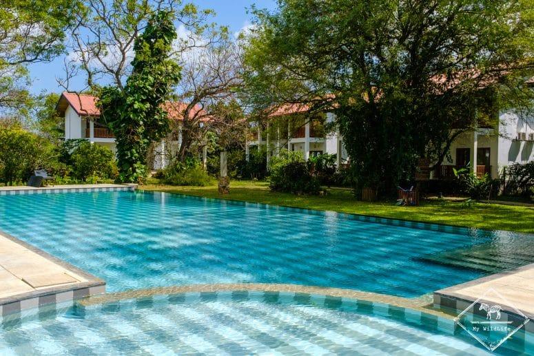 Blue Turtle Hotel, Tissamaharama