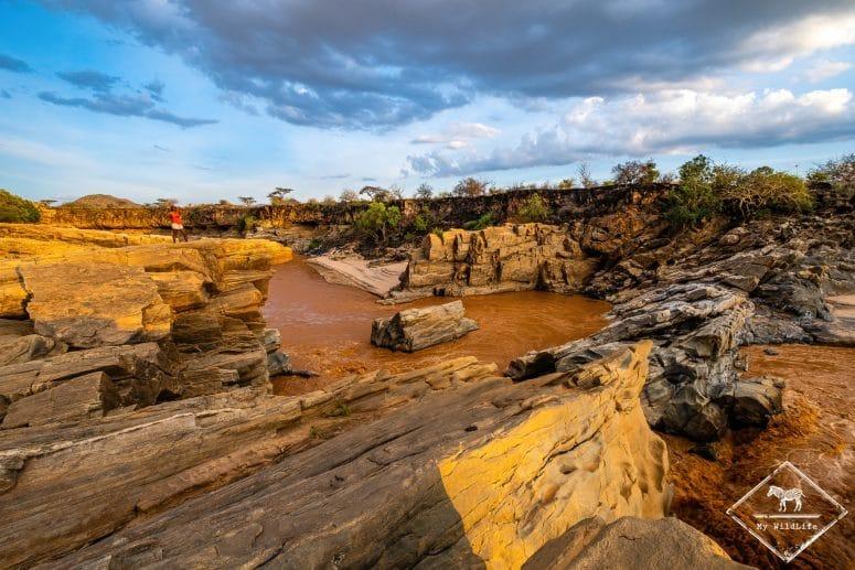 rivière Ewaso Ng'iro