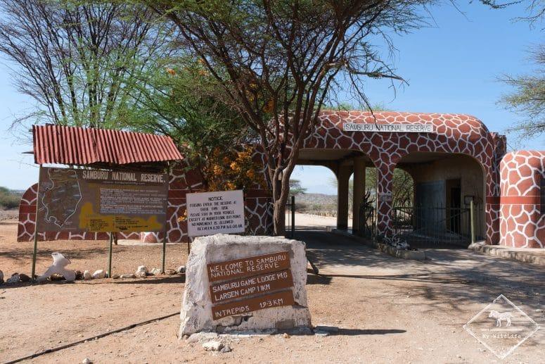 Archer's Post Gate, Samburu