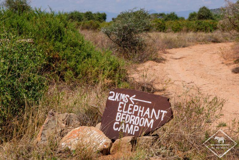 Direction Elephant Bedrooms, Samburu