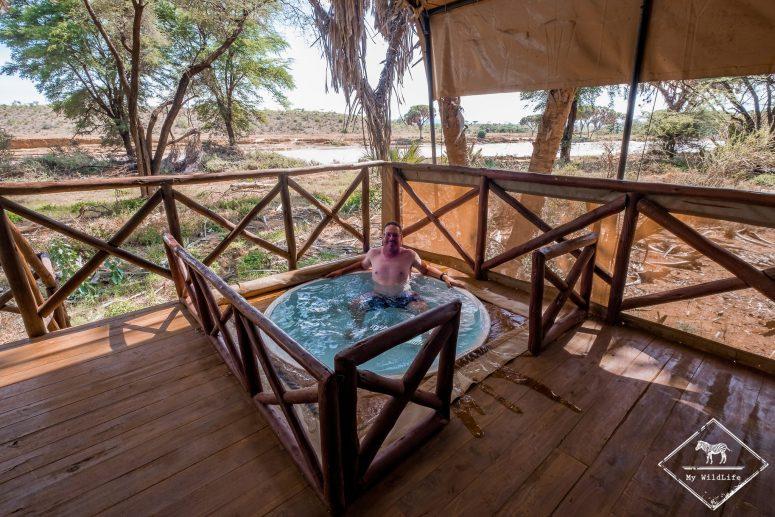 Spa, Elephant Bedroom Camp, Samburu