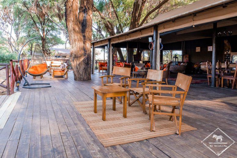 Salon, Elephant Bedrrom Camp