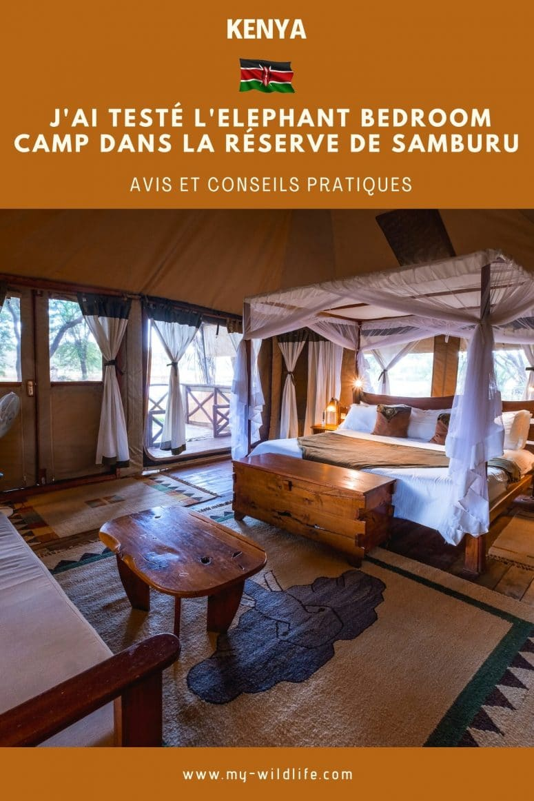 Elephant Bedroom Camp, Samburu