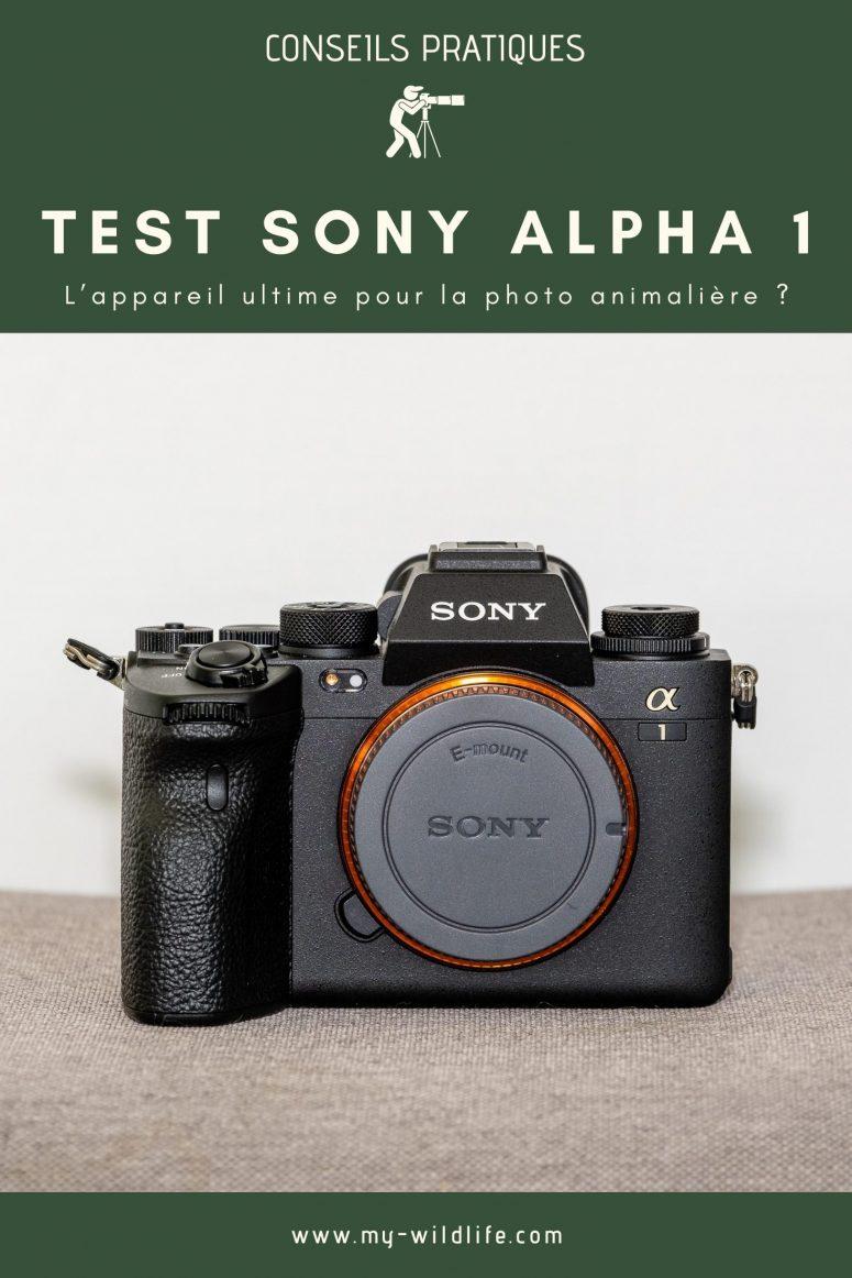 Test Sony Alpha 1
